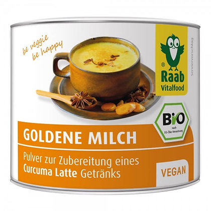 Goldene Milch Pulver