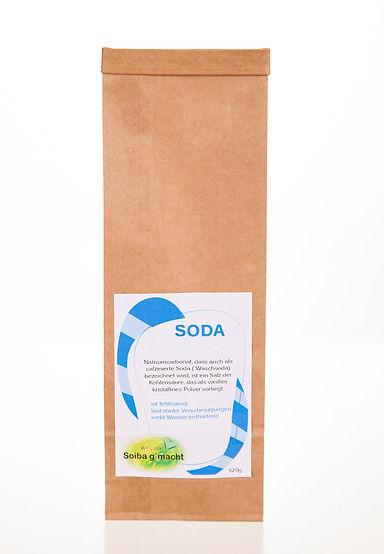 Soda  ab 500g