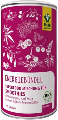 Superfood Mischungfür Smoothies -Energiebündel