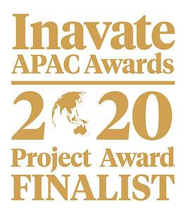 APAC Project Finalist Logo 2020 Square S