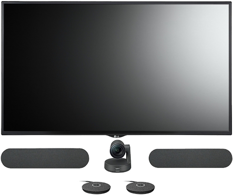 12p Wired Video Conferencing Package