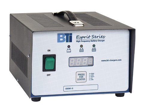 Esprit Series - CBSW1-S 12/24V 4/8/10/12A BatteryCharger