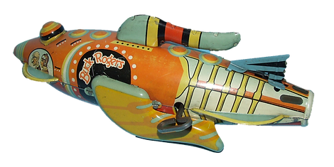 Marx Buck Rogers Space Toy