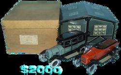 Bing Garage & Cars Wind Up Toy