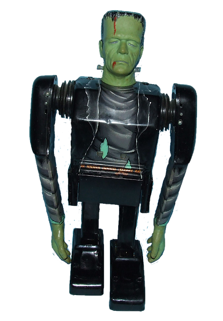 Marx Frankenstein Toy Robot