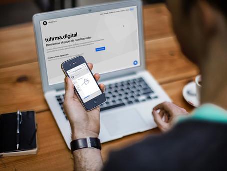 Digitalización en Chile