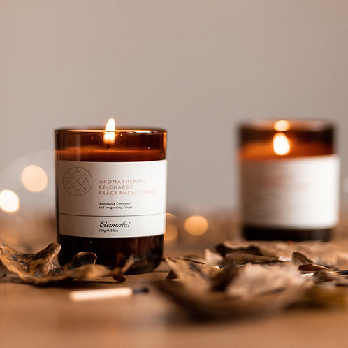 His & Hers scented candles