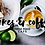 Thumbnail: Reckless brush and sans font duo