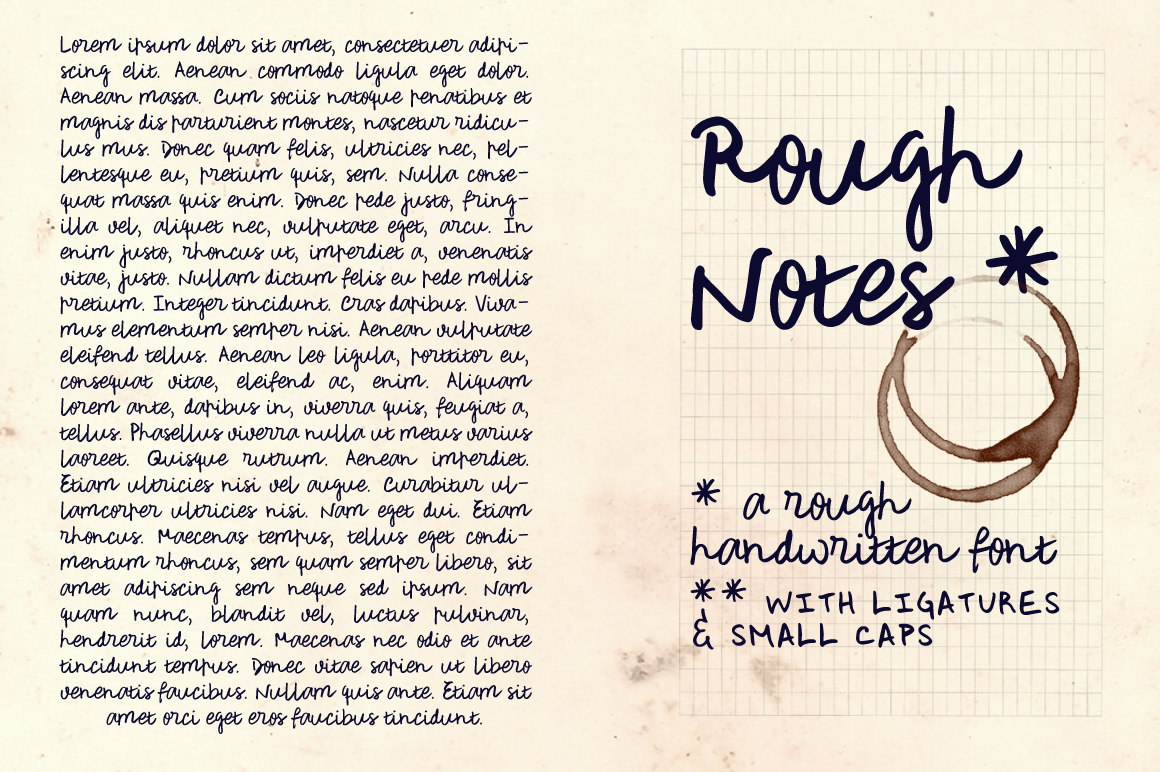 Rough Notes