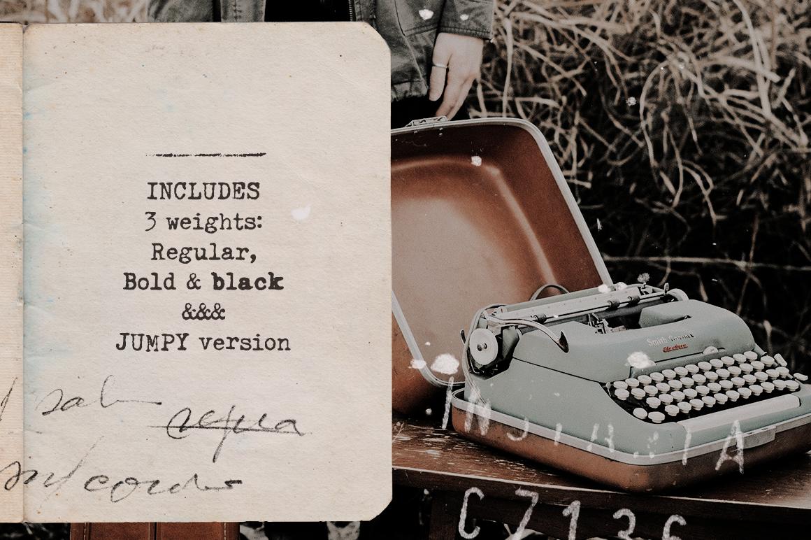 Fletcher Typewriter