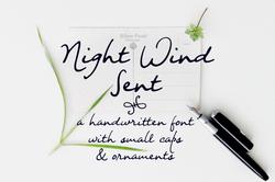 Night Wind Sent