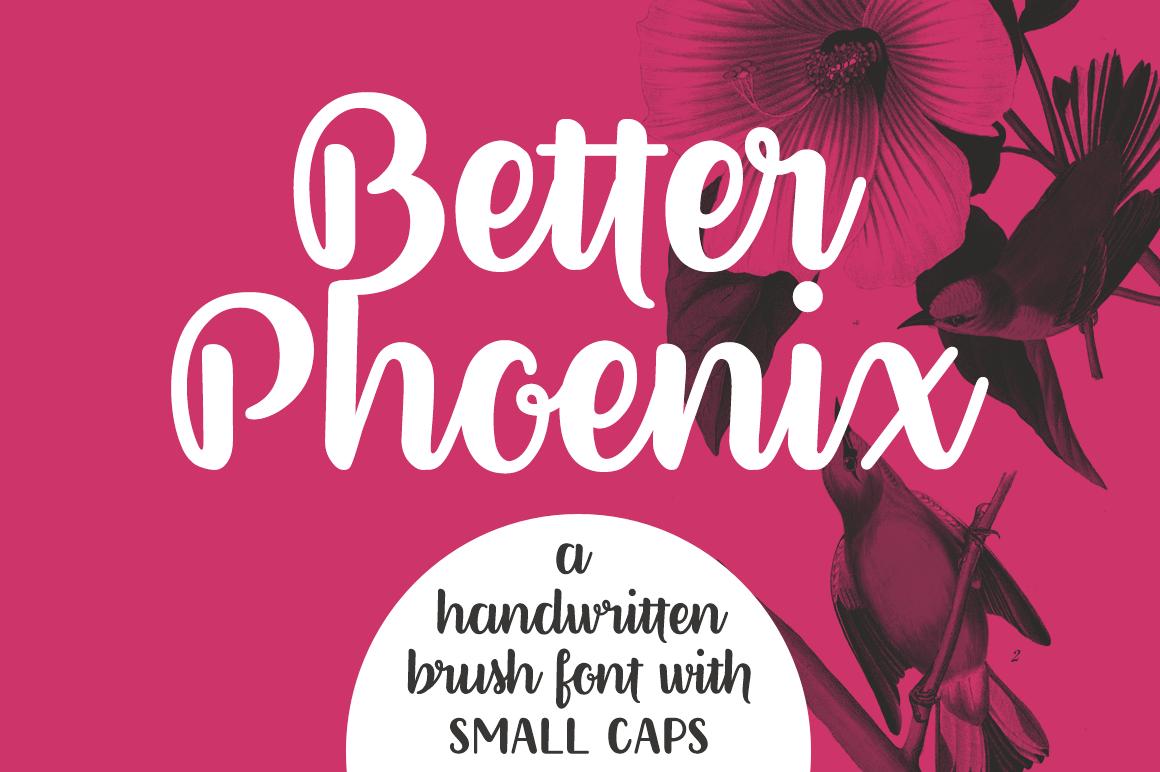 Better Phoenix