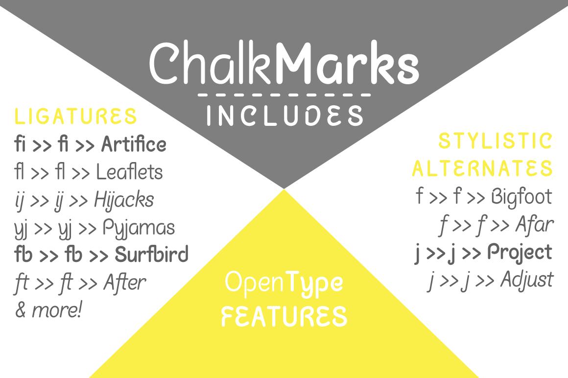 Chalk Marks