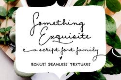 Something Exquisite