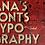 Thumbnail: Bloxhall art deco sans serif font