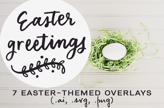 Easter-themed freebie