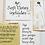 Thumbnail: Soft Notes SVG blackletter font