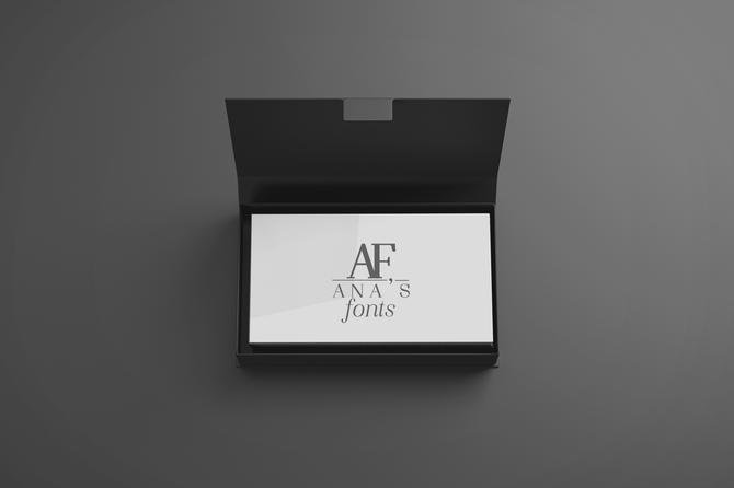 Font bundle!