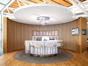YVR - Skyteam Lounge