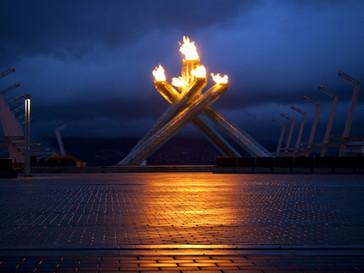 Olympic Cauldron Pool