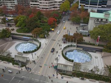 Robson Square Revitalization