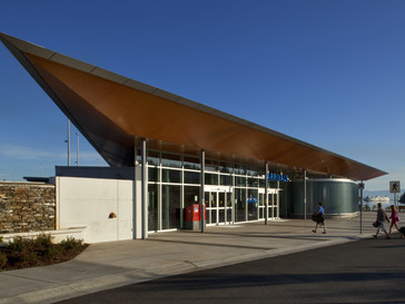 BC Departure Bay Terminal