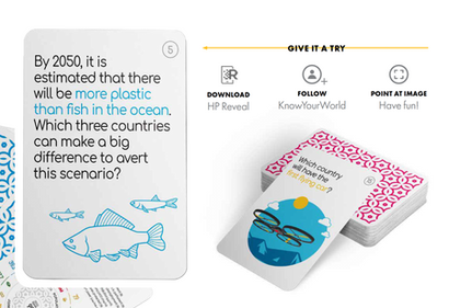 Know Your World: Interactive SDG card game