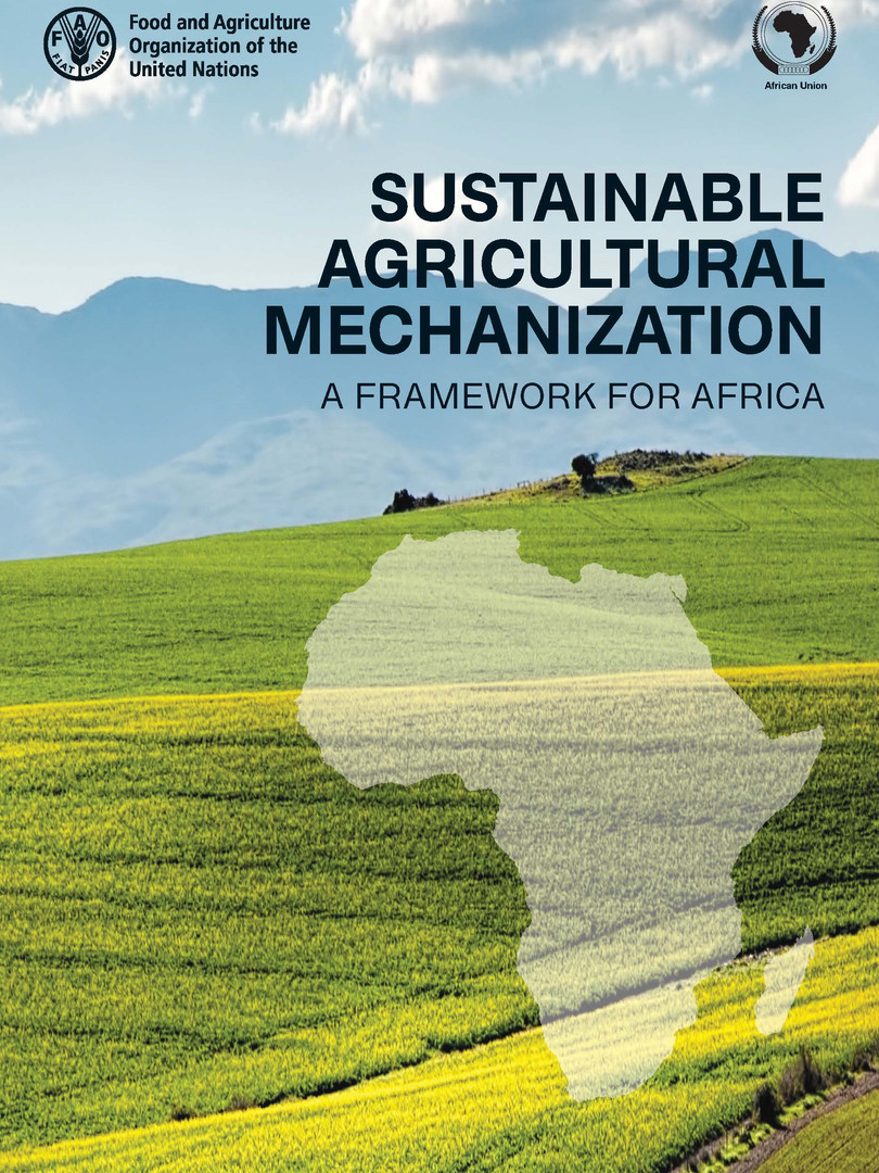 Sustainable Agricultural Mechanization (2018)