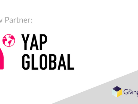The Giving Block and YAP Global to raise awareness about how crypto can be used for the greater good