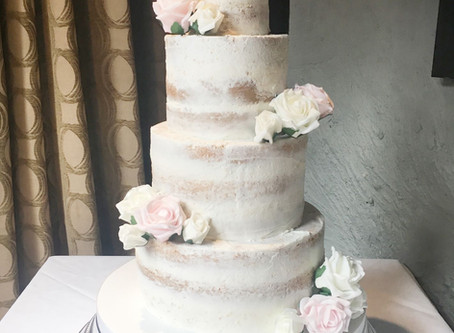 What is a Naked Cake and why should you try one?