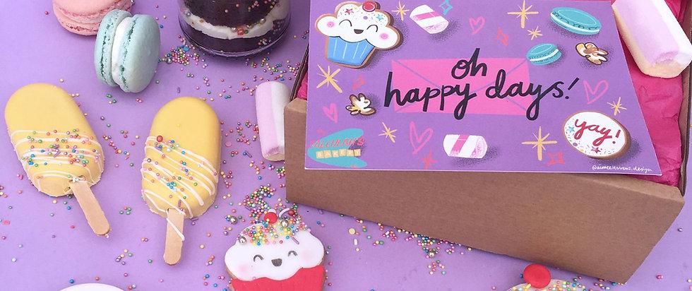 Happy Days Treat Box