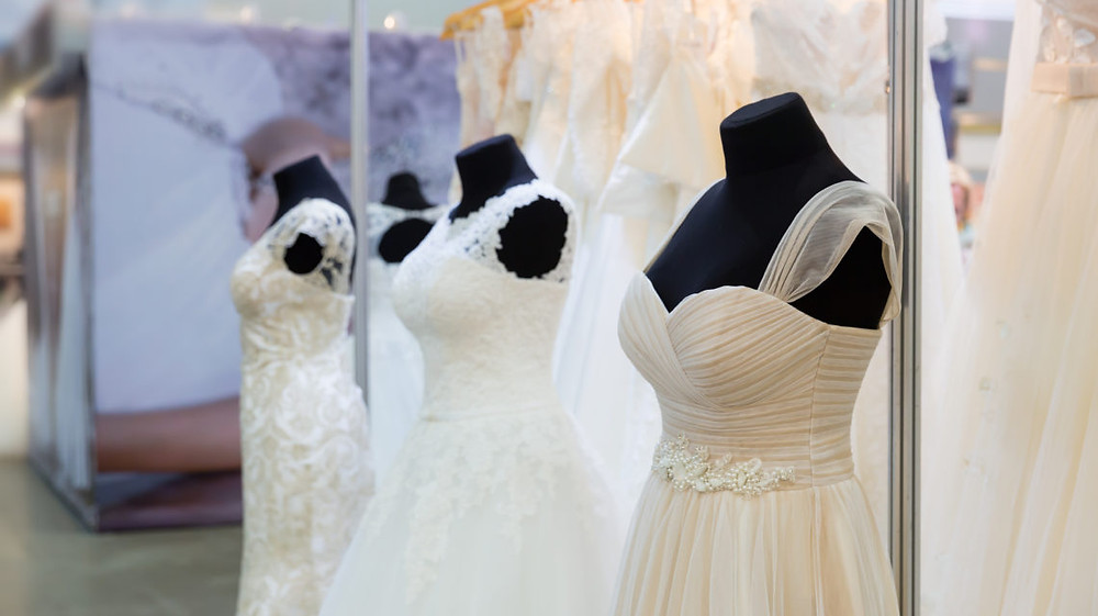 wedding fair wedding dresses