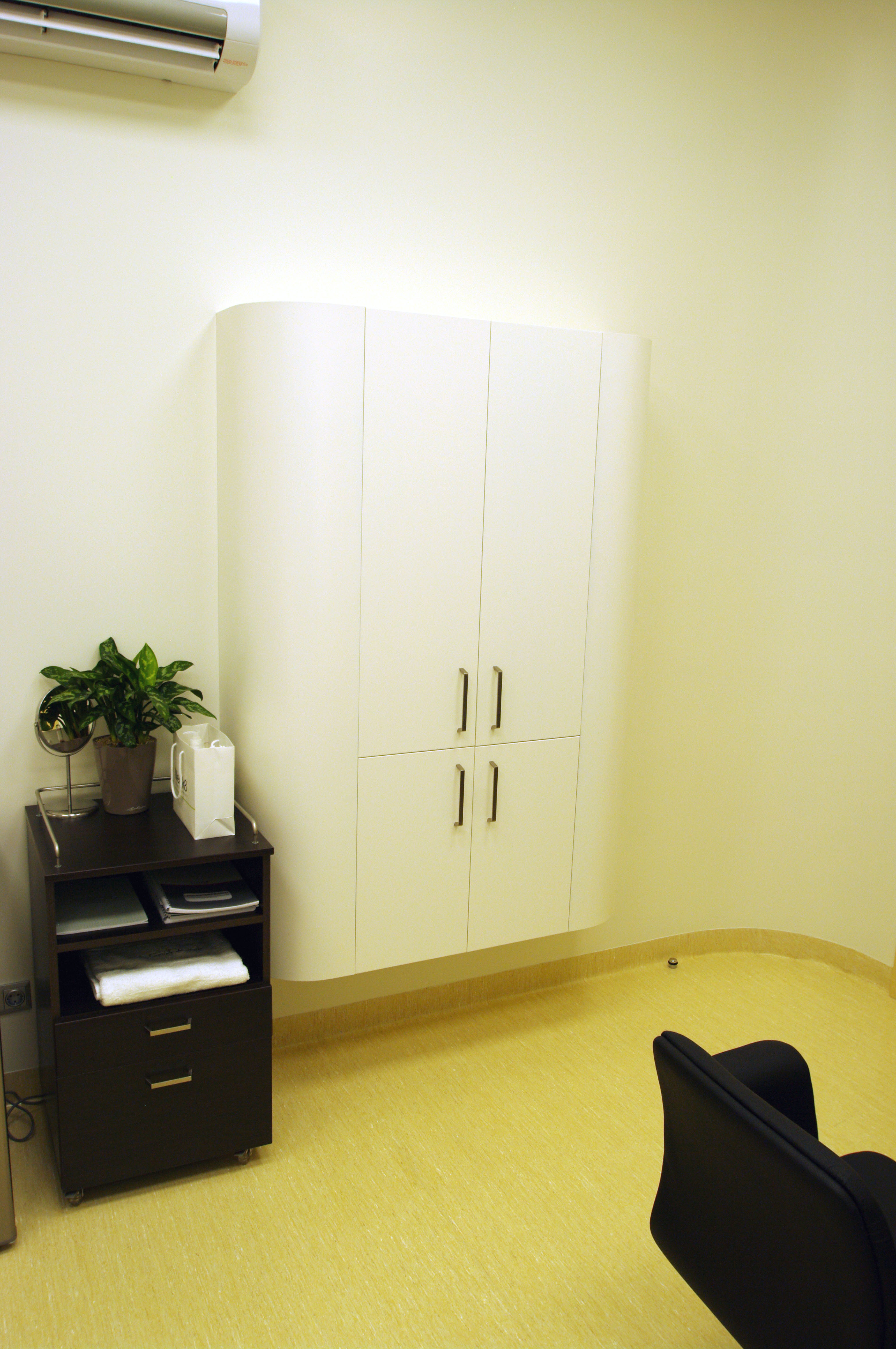 dermatology cabinet