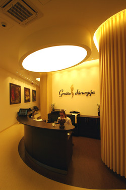 clinic reception