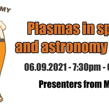 June Astronomy on Tap! Facebook Live Event