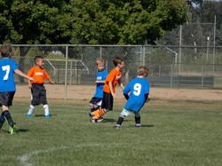 Boys Soccer little