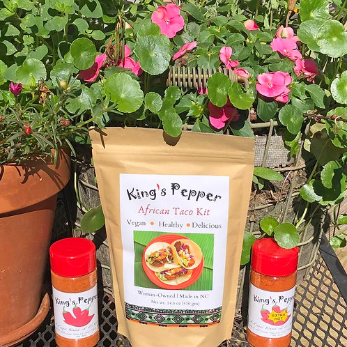 King's Pepper Spring Fling Special