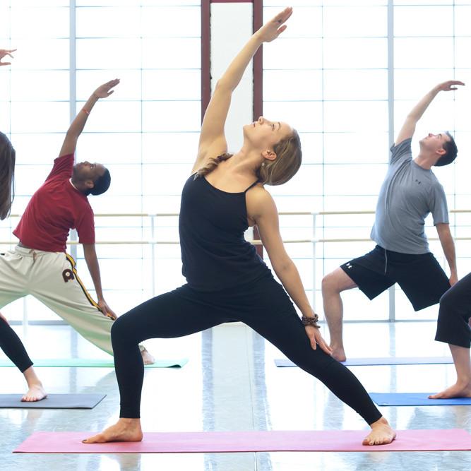 Workshop de yoga & anatomie - pour une approche fonctionnelle du mouvement