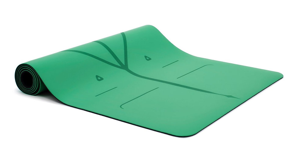Liforme Yoga Mat Vert
