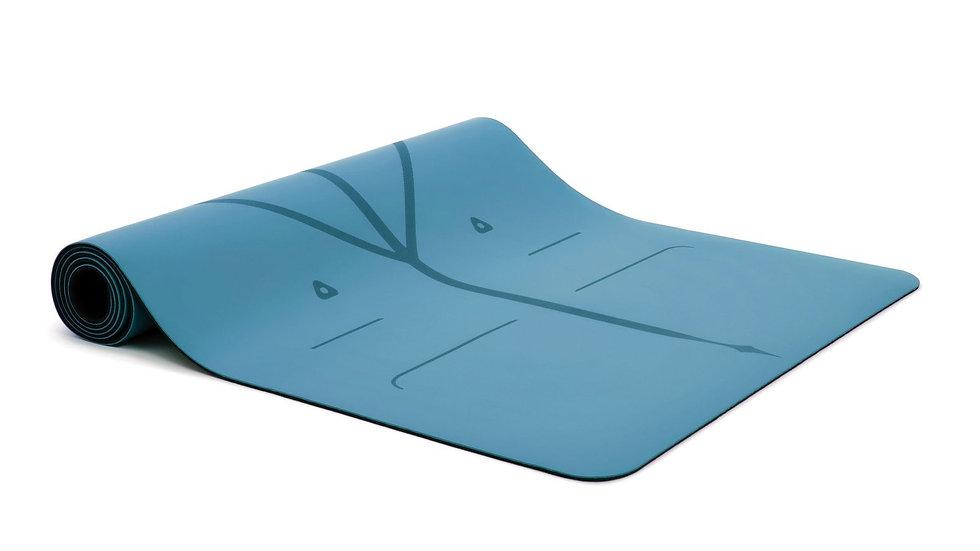 Liforme Yoga Mat Bleu