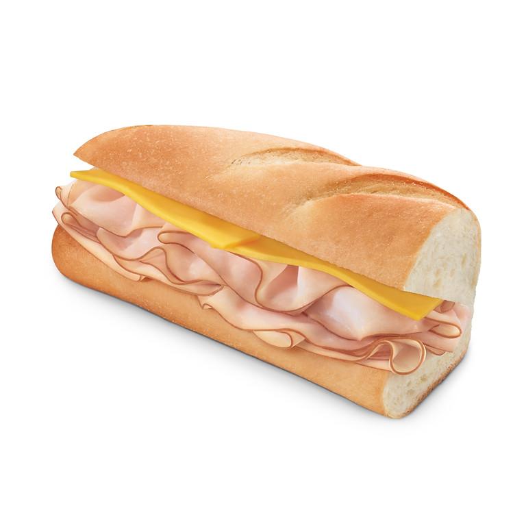 Sub Sandwich just before LANTERN Meeting