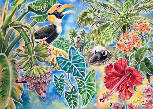 Tropical Habitat