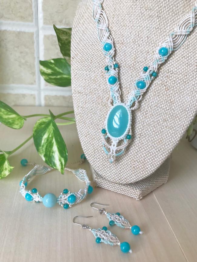 Amazonite Jewelry set.jpg