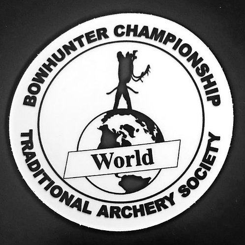 TAS Bowhunter Championship Decal