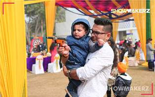 family day event organizer in Delhi NCR