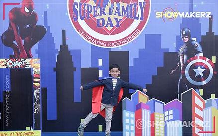 Family Day Theme Ideas