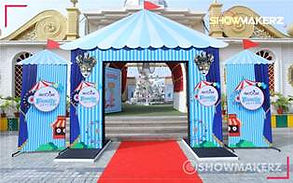 Carnival Theme Family Day Event Organizer