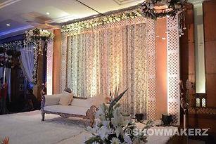 Wedding Set Up Decor