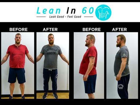 My Lean In 60 Journey Aaron