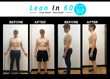 Marc Lean in 60 Befor and after Weight loss Bognor